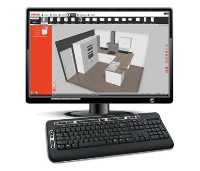 Avec un logiciel téléchargé sur internet simulez en 3D l'aménagement de votre appartement