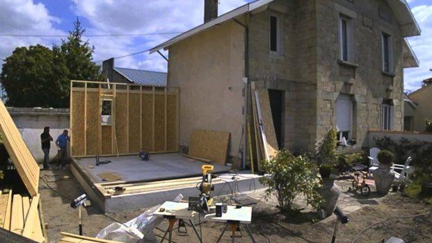 Quel est le co t d un agrandissement de maison maison for Cout agrandissement maison