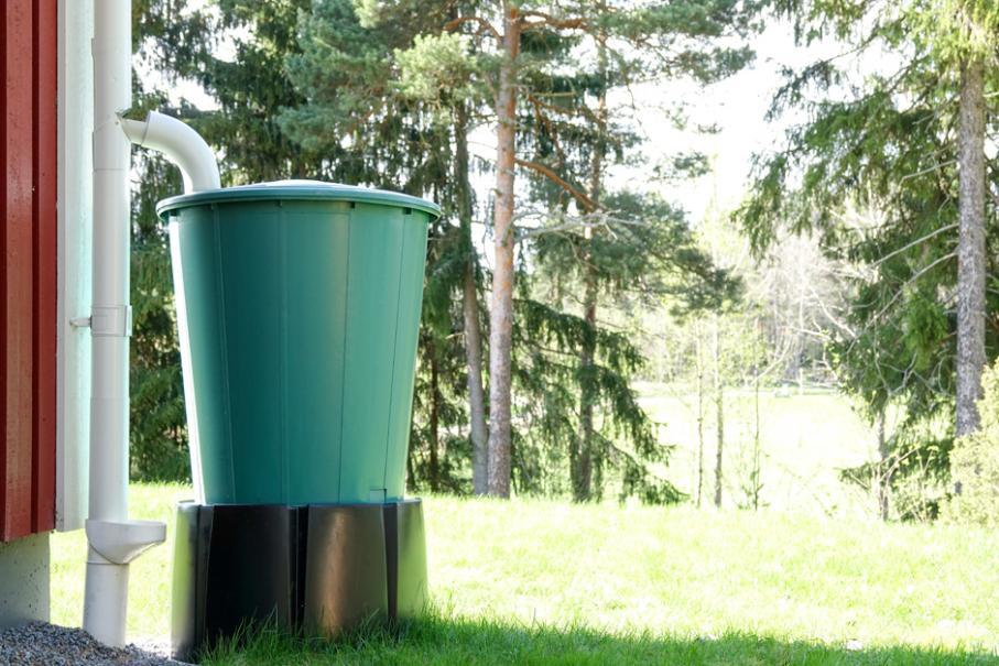 Quelle cuve ou citerne à eau choisir pour récupérer l'eau de pluie ?